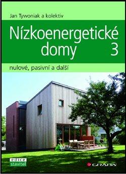 Obálka titulu Nízkoenergetické domy 3