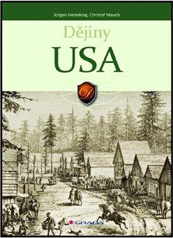 Obálka titulu Dějiny USA