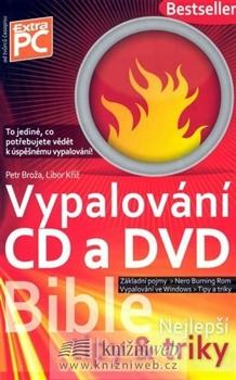Obálka titulu Bible vypalování CD a DVD