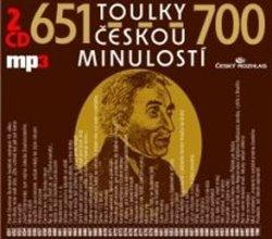Obálka titulu Toulky českou minulostí 651-700