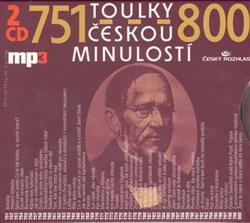 Obálka titulu Toulky českou minulostí 751-800