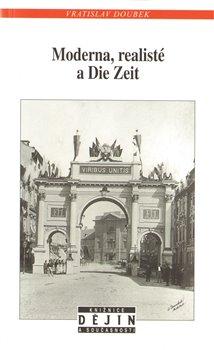 Obálka titulu Moderna, realisté a Die Zeit