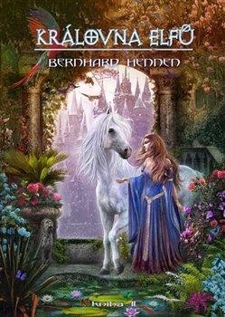 Obálka titulu Královna elfů 2.