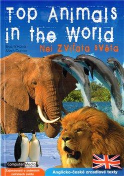 Obálka titulu Top Animals in the World