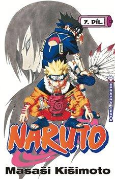 Obálka titulu Naruto 7: Správná cesta