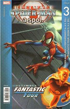 Obálka titulu Ultimate Spider-Man a spol. 3