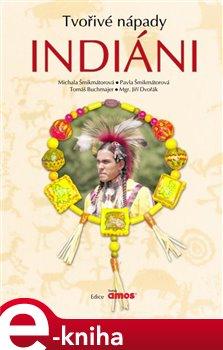 Obálka titulu Tvořivé nápady Indiáni