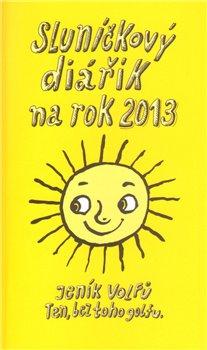 Obálka titulu Sluníčkový diářík na rok 2013