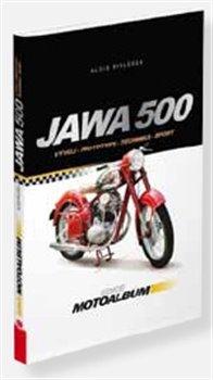 Obálka titulu Jawa 500