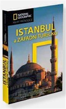 Obálka titulu Istanbul a západní Turecko