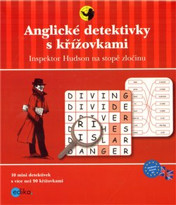 Obálka titulu Anglické detektivky s křížovkami