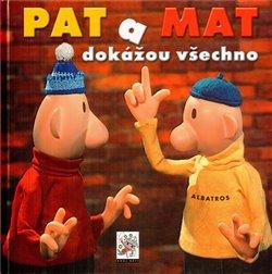 Obálka titulu Pat a Mat dokážou všechno