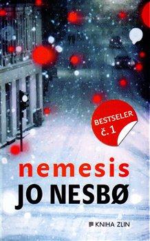 Obálka titulu Nemesis (brož.)