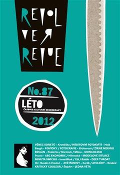 Obálka titulu Revolver Revue 87