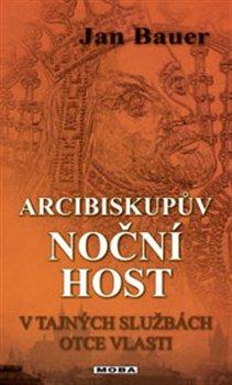 Obálka titulu Arcibiskupův noční host