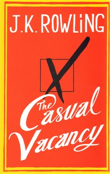 Obálka titulu The Casual Vacancy