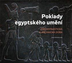 Obálka titulu Poklady egyptského umění