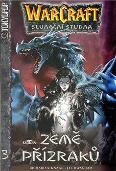 Obálka titulu World Warcraft - Země přízraků