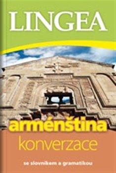 Obálka titulu Arménština - konverzace