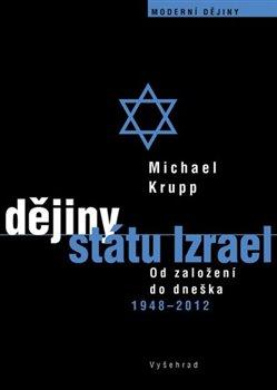 Obálka titulu Dějiny státu Izrael