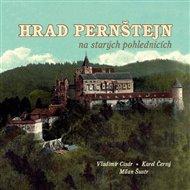 Hrad Pernštejn na starých pohlednicích