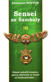 Obálka titulu Sensei ze Šambaly 3