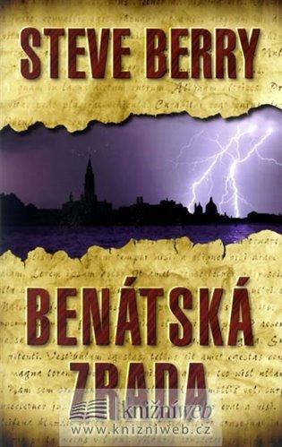 Benátská zrada - Steve Berry | Booksquad.ink