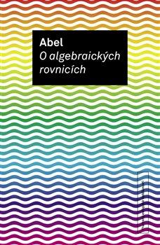 Obálka titulu O algebraických rovnicích
