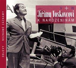 Obálka titulu Jiřímu Voskovcovi k narozeninám