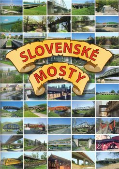 Obálka titulu Slovenské mosty