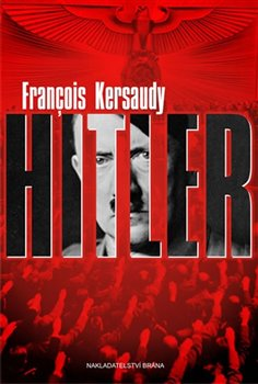 Obálka titulu Hitler
