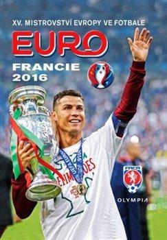 Obálka titulu Mistrovství Evropy ve fotbale Francie 2016