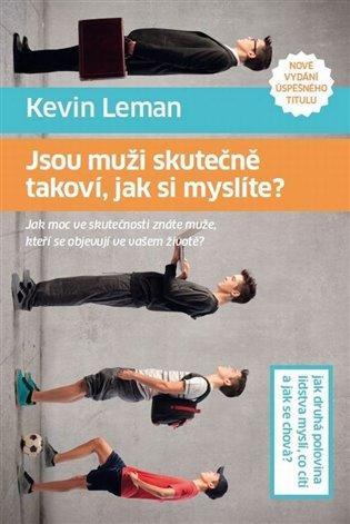 Jsou muži skutečně takoví, jak si myslíte? - Kevin Leman | Booksquad.ink