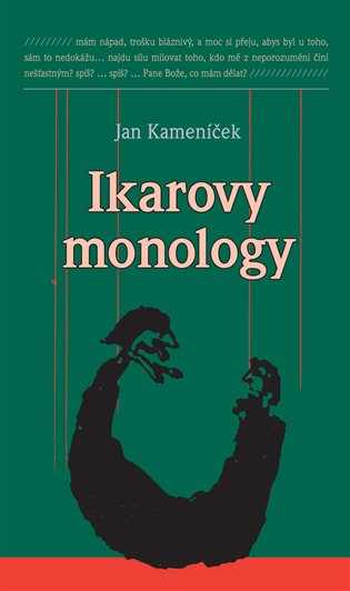 Ikarovy monology - Jan Kameníček | Booksquad.ink