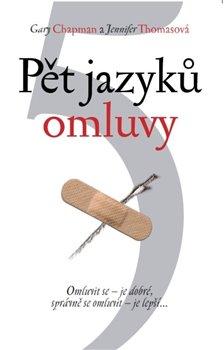 Obálka titulu Pět jazyků omluvy