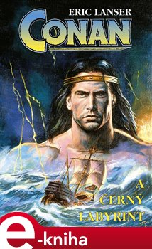 Obálka titulu Conan a Černý labyrint