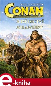 Obálka titulu Conan a dědictví Atlantidy