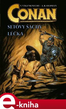 Obálka titulu Conan: Setovy šachy/Léčka
