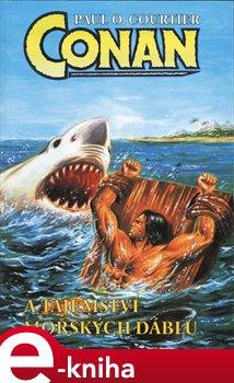 Obálka titulu Conan a tajemství mořských ďáblů