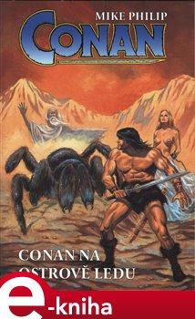 Obálka titulu Conan na ostrově ledu