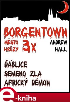 Obálka titulu 3x Borgentown