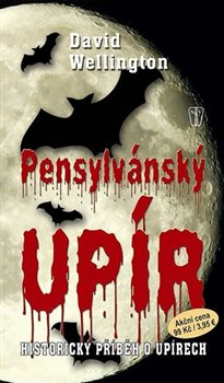Obálka titulu Pensylvánský upír