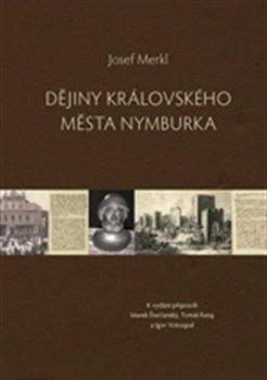 Obálka titulu Dějiny královského města Nymburka