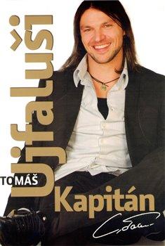 Obálka titulu Kapitán Tomáš Ujfaluši