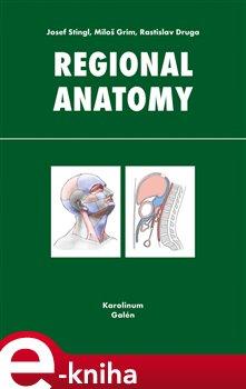 Obálka titulu Regional anatomy