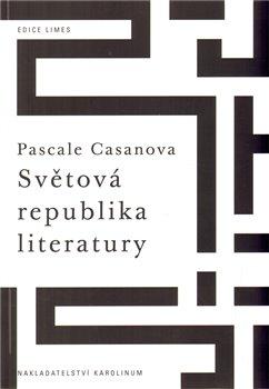 Obálka titulu Světová republika literatury