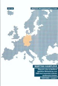 Obálka titulu Migrační vlny ve Spolkové republice Německo