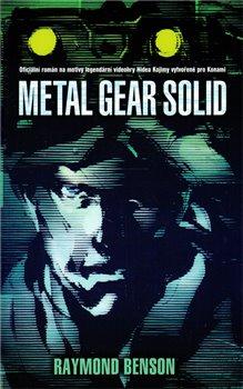 Obálka titulu Metal Gear Solid