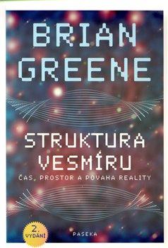 Obálka titulu Struktura vesmíru