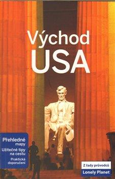 Obálka titulu Východ USA - Lonely Planet